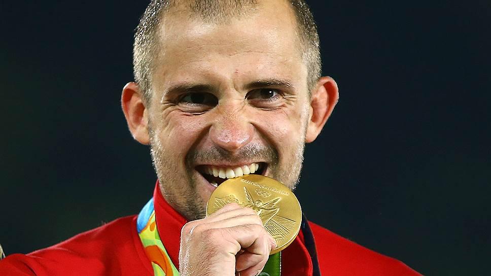 Олимпийское золото в современном пятиборье, одном из самых успешных для России видов спорта, ей вернул Александр Лесун