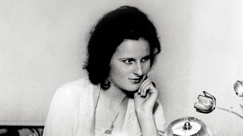Как Лени Рифеншталь стала главной пропагандисткой Гитлера