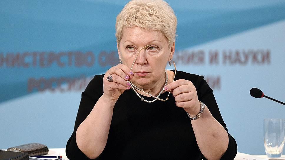Министр образования Ольга Васильева выявила аварийные школы