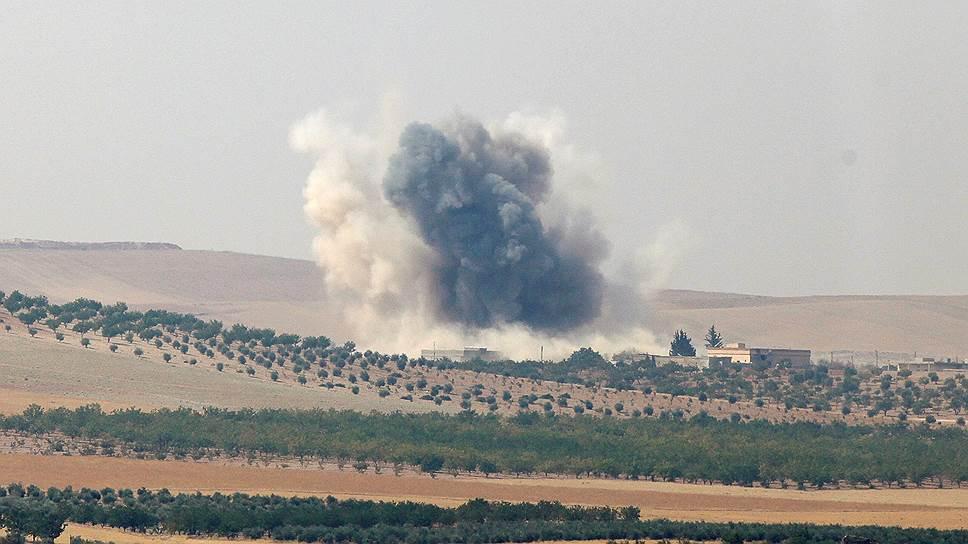 """Как Турция нацелилась на уничтожение """"Исламского государства"""""""