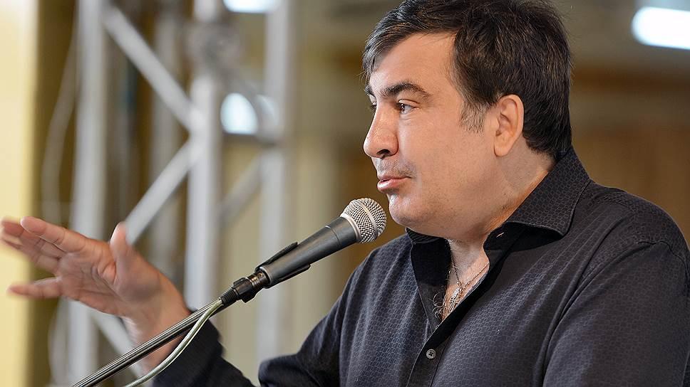 Сколько избирателей были готовы проголосовать за партию экс-президента Грузии Михаила Саакашвили