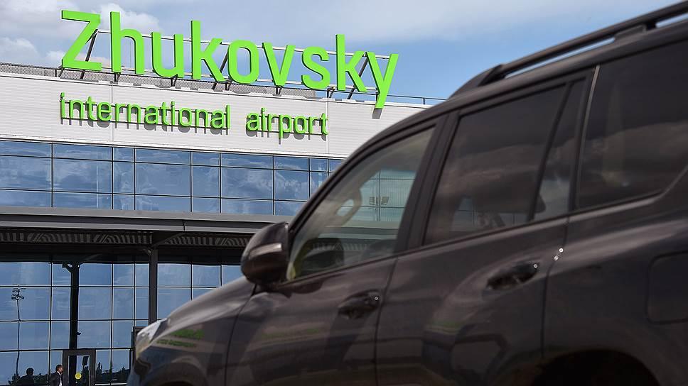 Как аэропорт Жуковский дождался осени