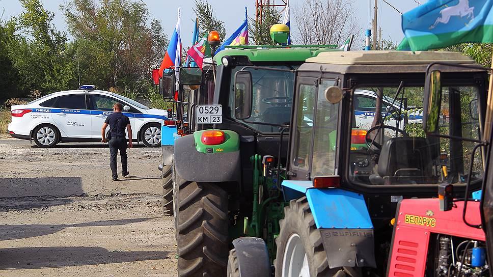 Как кубанских фермеров оштрафовали за несанкционированный митинг