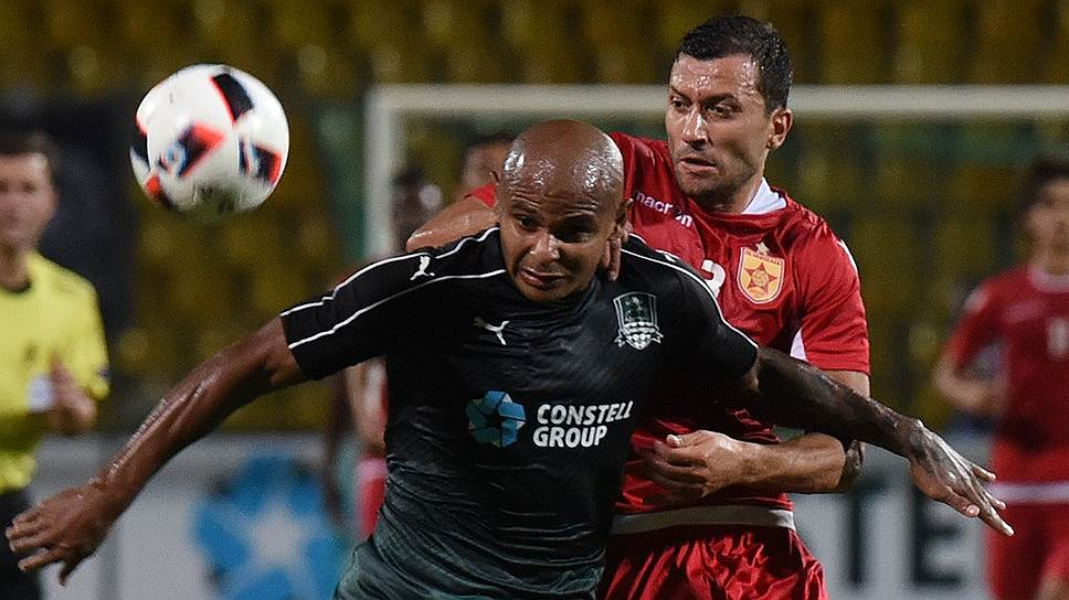 «Краснодар» третий сезон подряд вышел в групповой этап Лиги Европы