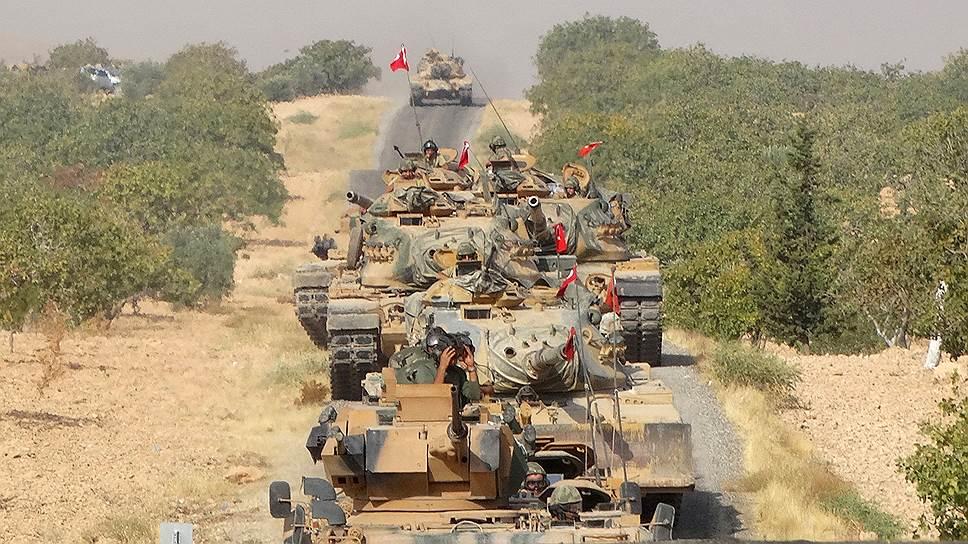 Премьер-министр Турции отрицает антикурдский характер операции «Щит Евфрата»