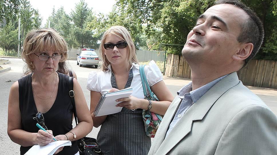 Бывший пресс-секретарь первого президента Татарстана Ирек Муртазин