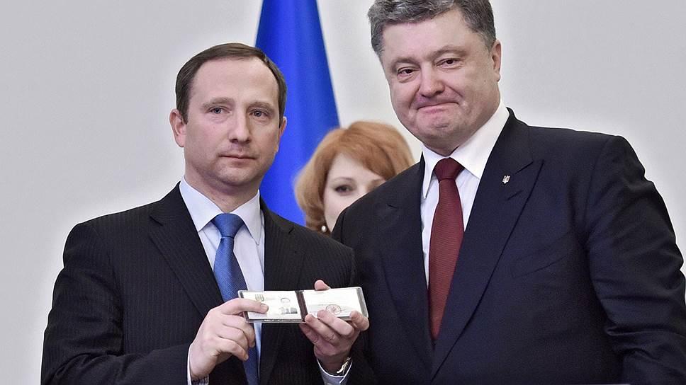 Почему Петр Порошенко поменял главу своей администрации