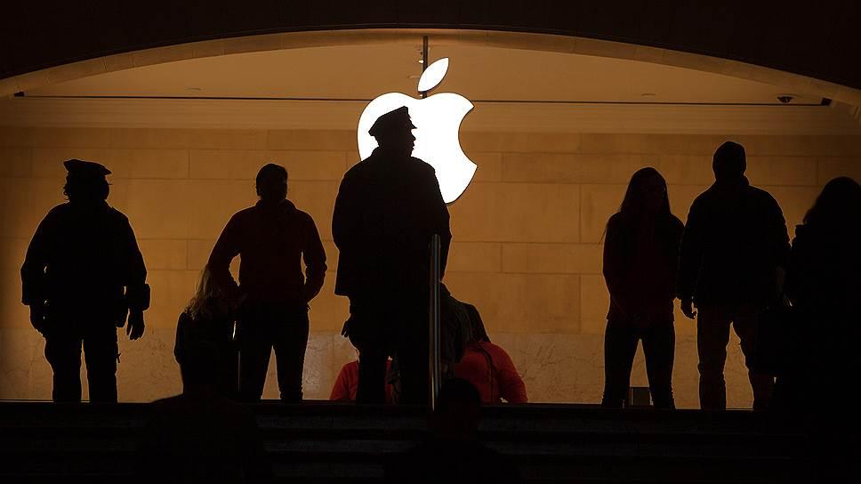 Как Еврокомиссия оштрафовала Apple