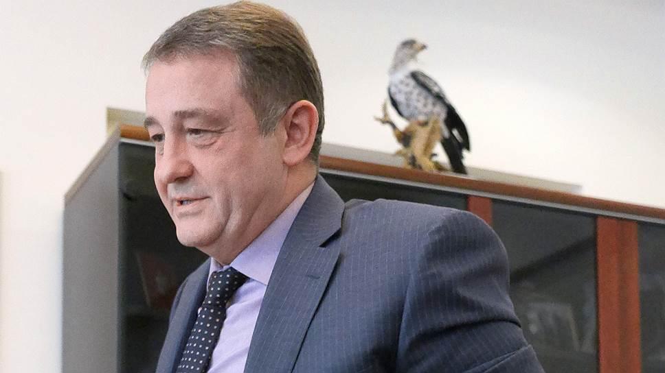 Начальник Московского Уголовного розыска (МУР) генерал-майор Игорь Зиновьев