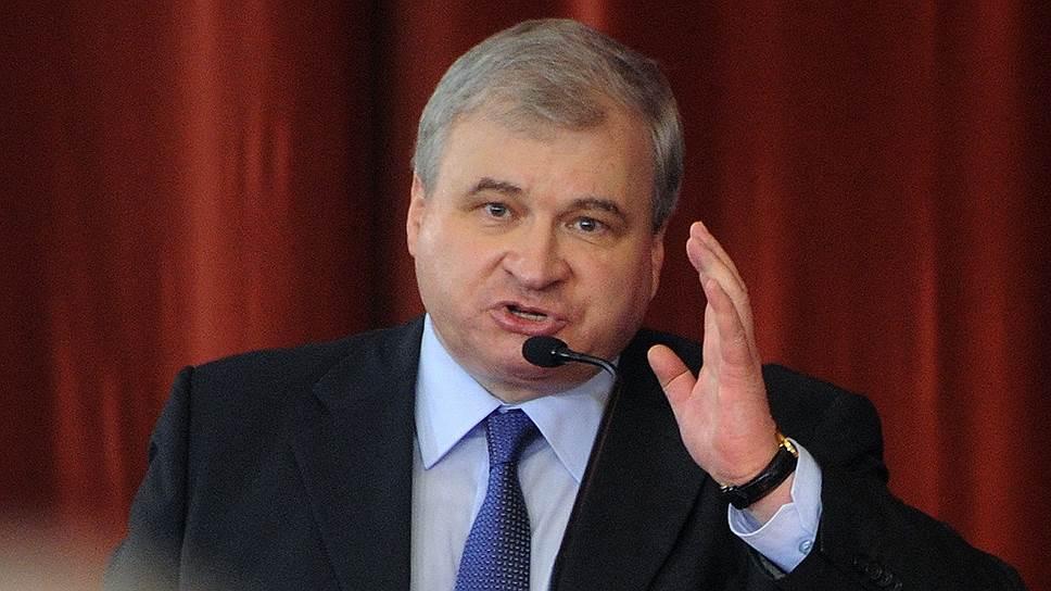 Посол России в Китае Андрей Денисов