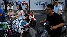 Китайцев снова просят не плеваться