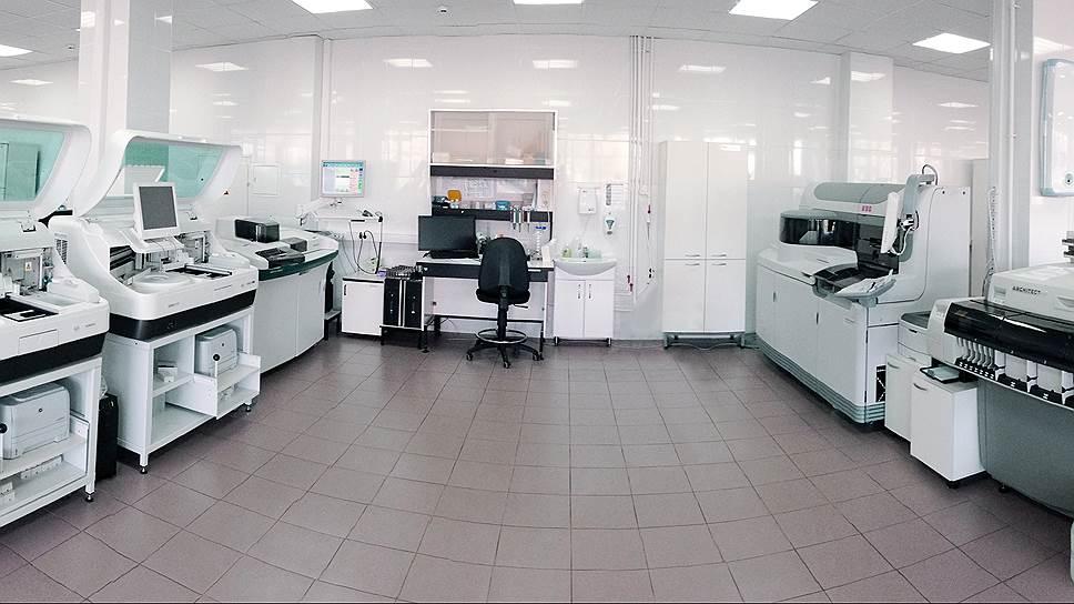 Центр молекулярной диагностики CMD – одна из крупнейших медицинских лабораторий в России