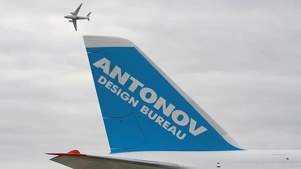Почему ГП «Антонов» готово остановить полеты «Русланов» за пределами РФ