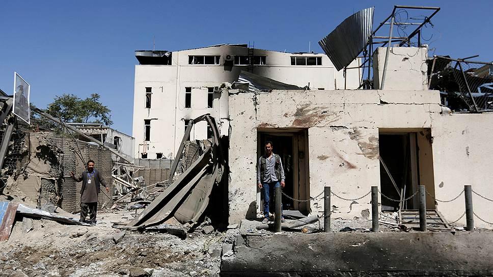 Как талибы начали «осеннее наступление» на Кабул