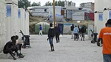 Беженцев не пустят в Великобританию
