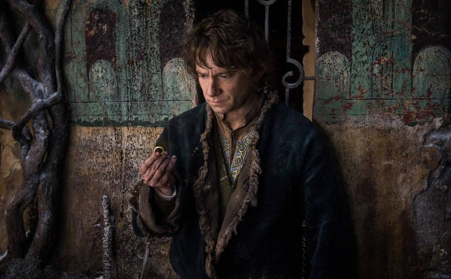 В 2012 году вышла первая часть трилогии «Хоббит», в которой Фриман сыграл главного героя Бильбо Бэггинса. За эту работу он получил несколько премий как лучший актер
