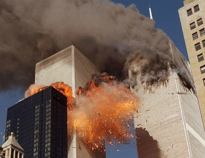 ФБР рассекретило документ по терактам 11 сентября 2001 года - Новости – Мир – Коммерсантъ