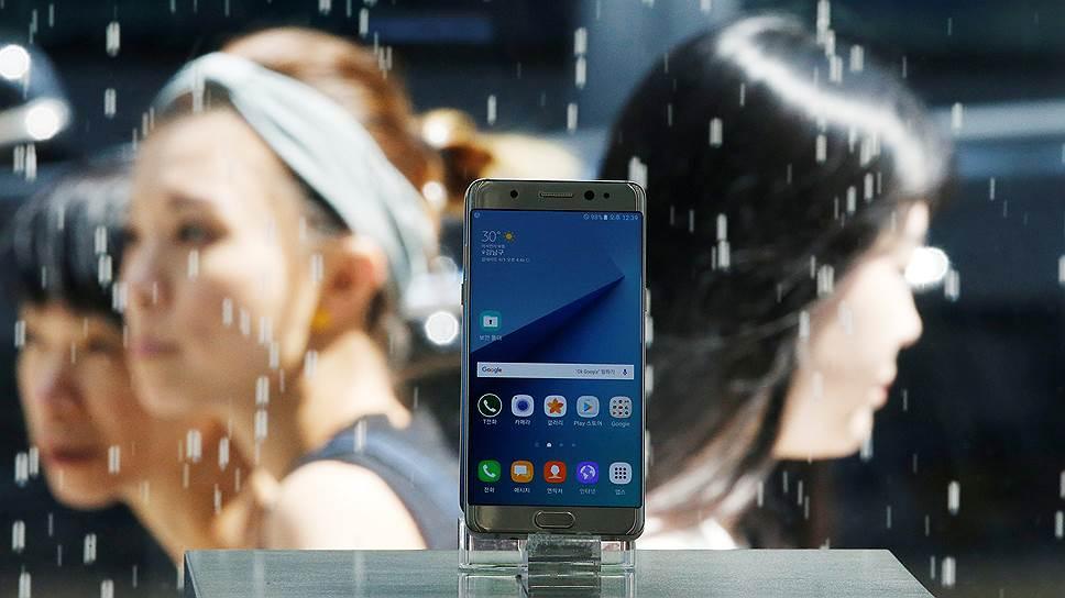 Как Samsung призвала пользователей Galaxy Note 7 срочно обменять смартфоны из-за риска взрыва аккумуляторов