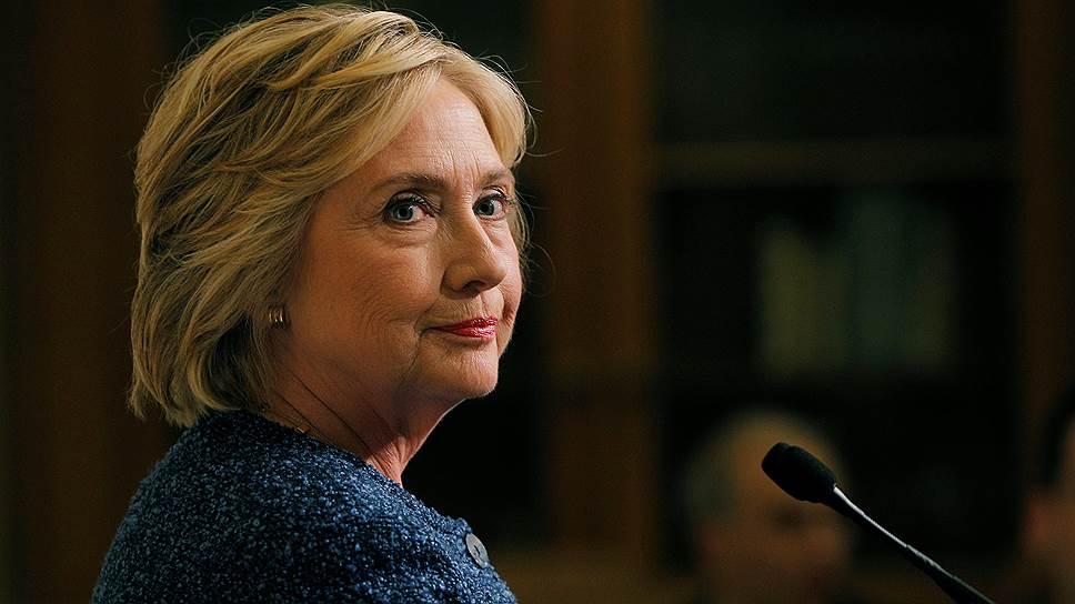 Что пишут зарубежные СМИ о болезни Хиллари Клинтон