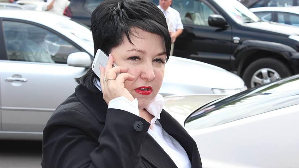Кандидат в Госдуму Ирина Гусева