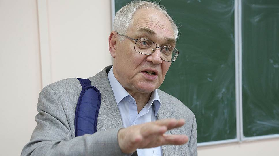 Директор «Левада-центра» Лев Гудков предлагает Минюсту урегулировать конфликт, не доводя его до суда
