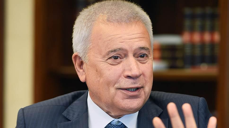 Президент ЛУКОЙЛа Вагит Алекперов о росте налогов и новых проектах