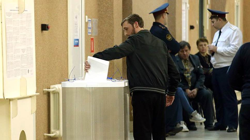 """""""Ъ"""" проследил за выборами в Госдуму в следственном изоляторе"""