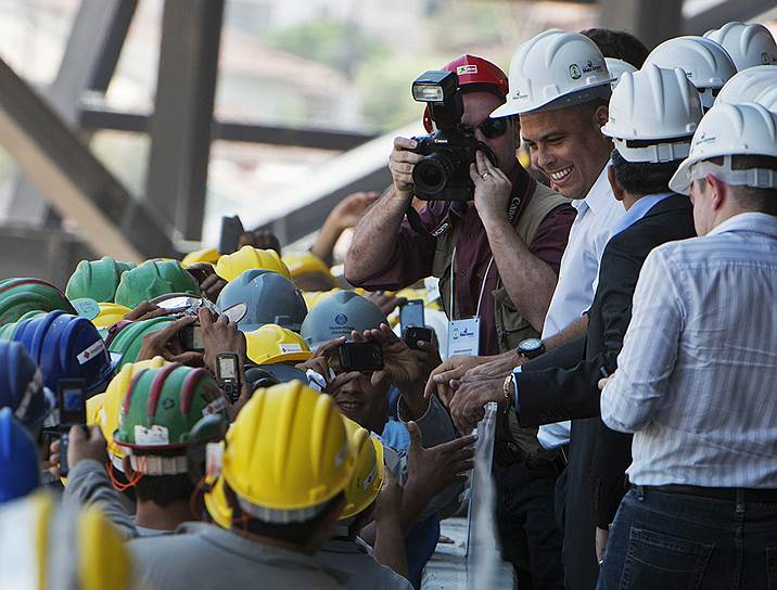 В 2011 году возглавил оргкомитет по подготовке Бразилии к проведению чемпионата мира 2014 года