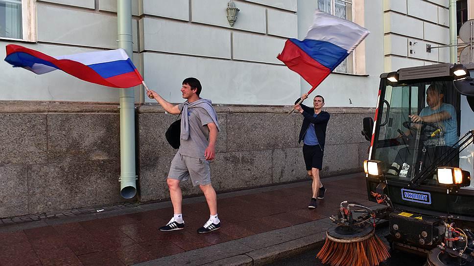 Почему все меньше россиян хотят наладить отношения с Западом