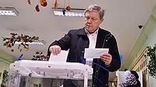 «Яблоко» не признает думских выборов