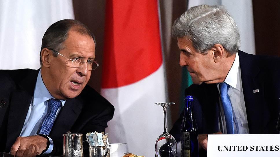 Как США и Россия провели «сложную и нехорошую» встречу по Сирии