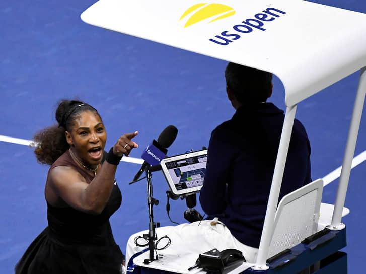 «Я перфекционистка и довольно ненасытная. Я чувствую, что есть так много вещей, которые я могу улучшить»<br> Сейчас Серена Уильямс занимает 40-ю строчку в мировом рейтинге WTA