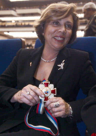 Депутат Госдумы Ирина Роднина после завершения спортивной карьеры в 1980 году трудилась в ЦК ВЛКСМ