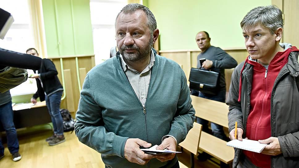 Андрей Кадкин признал вину и возместил ущерб