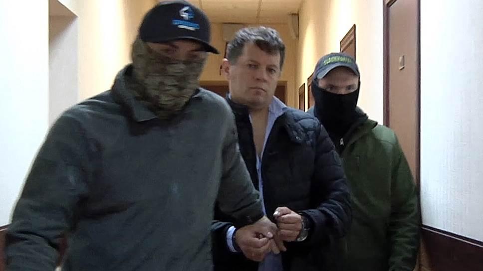 Почему украинского журналиста заподозрили в шпионаже