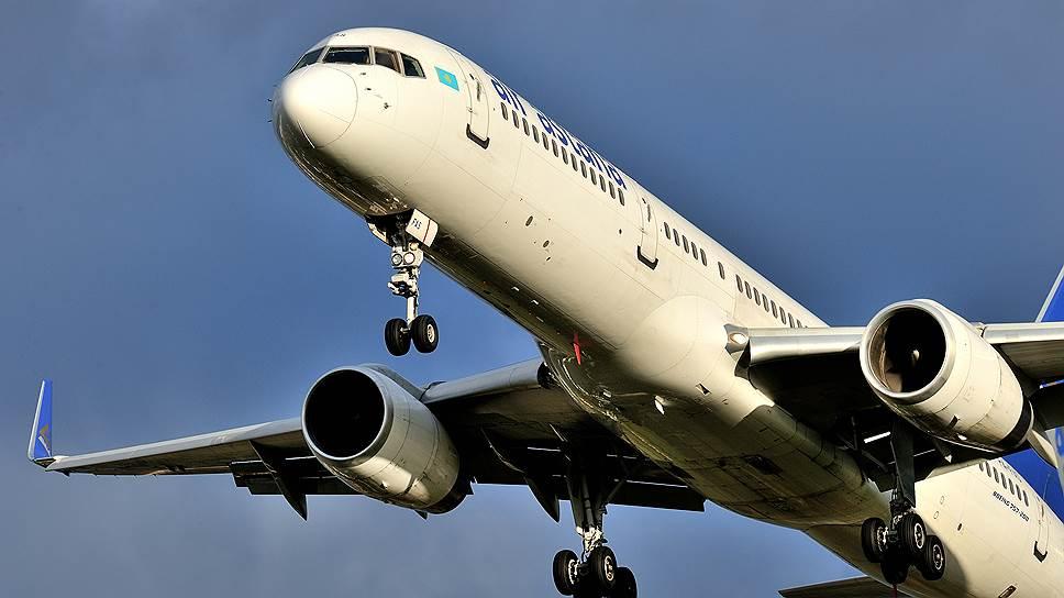 Почему Астана против либерализации авиаперевозок