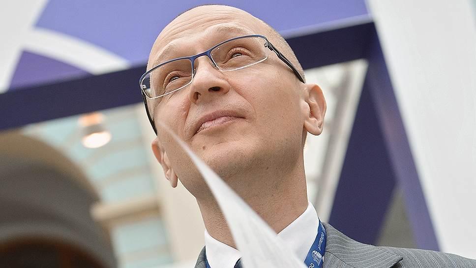 Приход Сергея Кириенко в АП открывает череду кадровых назначений