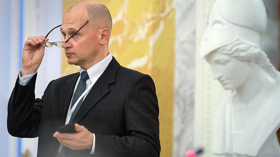 Как Сергей Кириенко ушел из «Росатома»