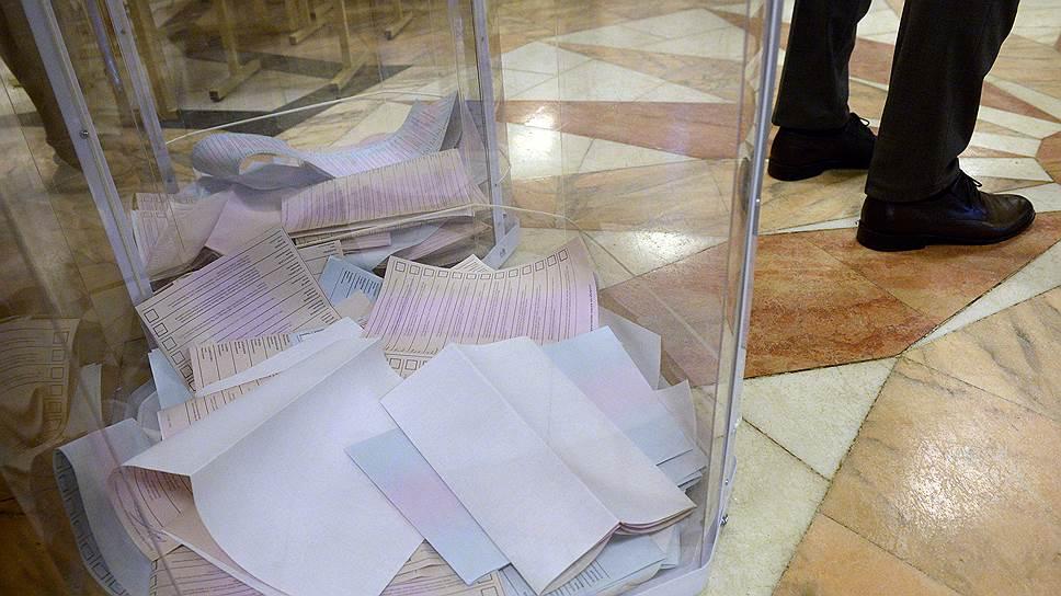 Как на одном из самарских избирательных участков нашли фальсификацию