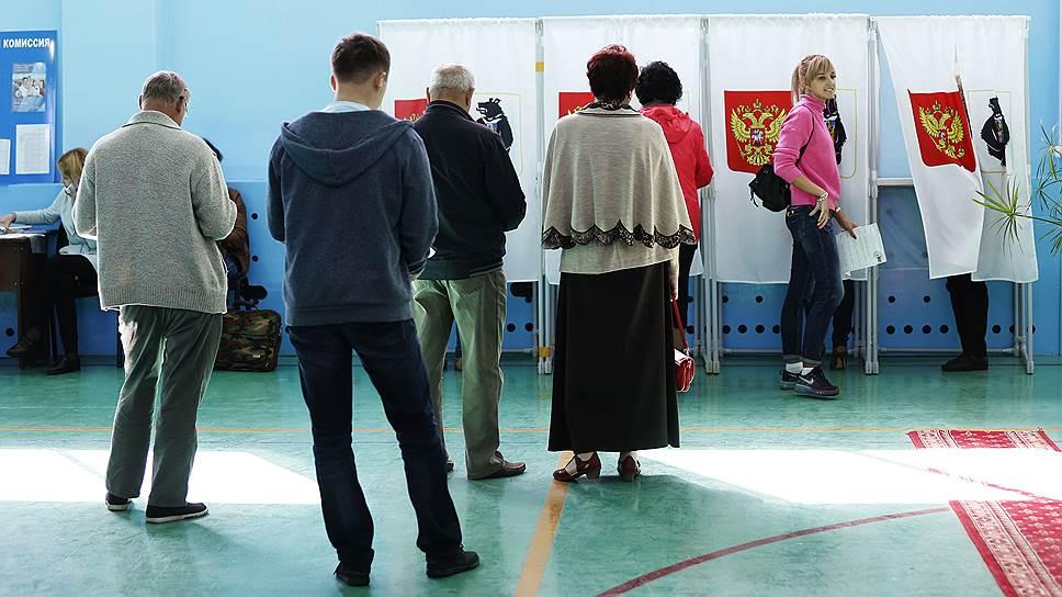 Как УИК Самарской области опроверг заявления о фальсификациях на одном из участков