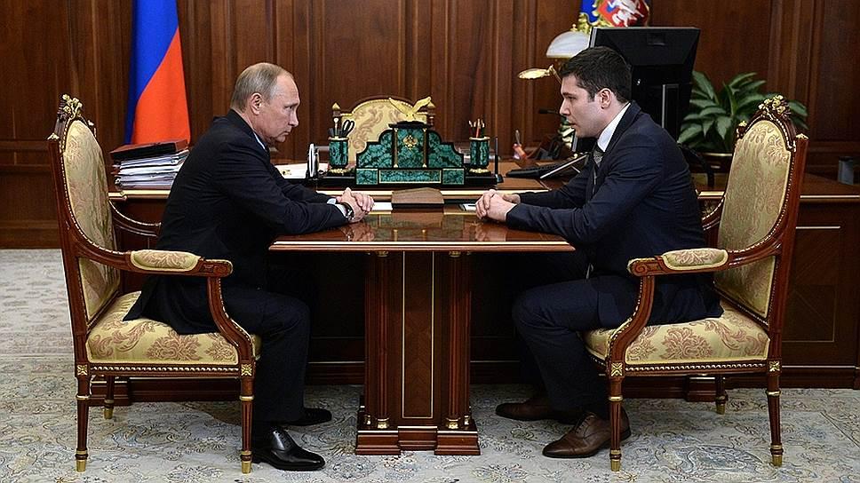 Как врио губернатора Калининградской области сменился по семейным обстоятельствам