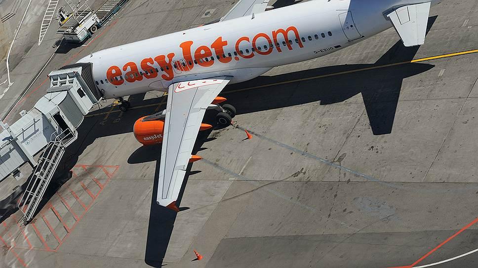 Почему годовая прибыль EasyJet упала на 28%