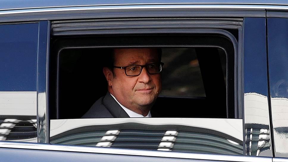 Почему Франсуа Олланд не спешит встречаться с Владимиром Путиным