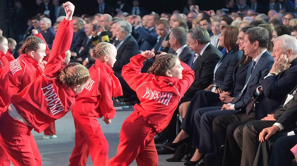Как Владимир Путин заявил, что спорт, молодежную политику и туризм должен курировать один вице-премьер