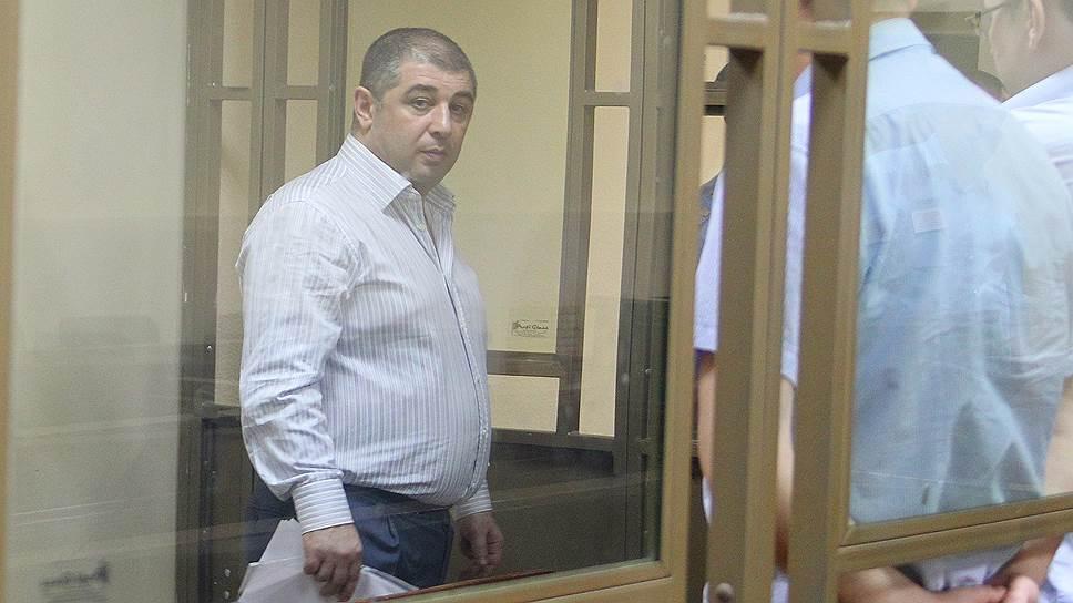 Бывший депутат заксобрания Краснодарского края Сергей Зиринов