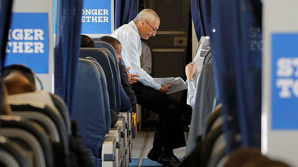 Глава предвыборного штаба кандидата в президенты США Хиллари Клинтон Джон Подеста
