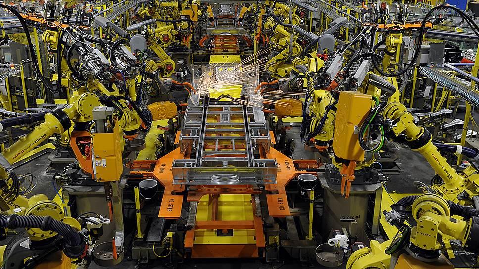 Почему американские эксперты считают, что роботизация производства не вредит рынку труда