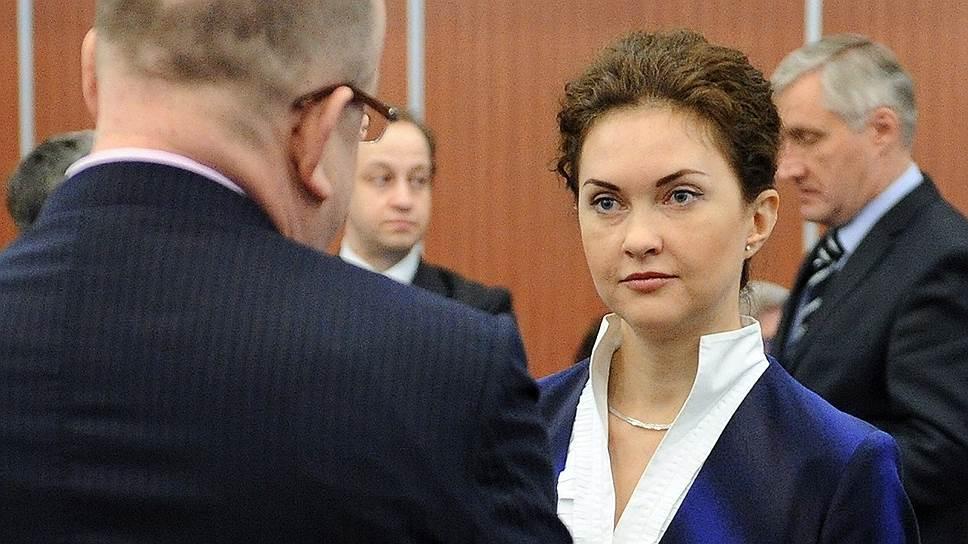 Новый руководитель аппарата Госдумы Татьяна Воронова