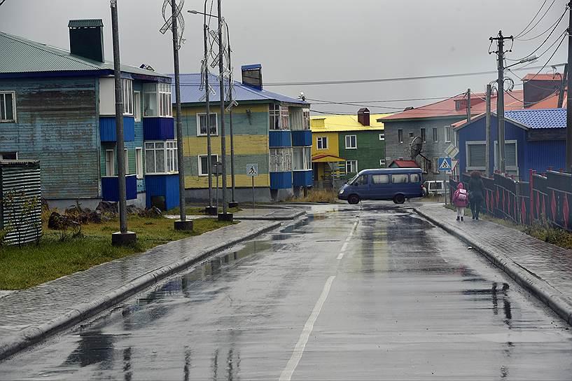 Город Курильск