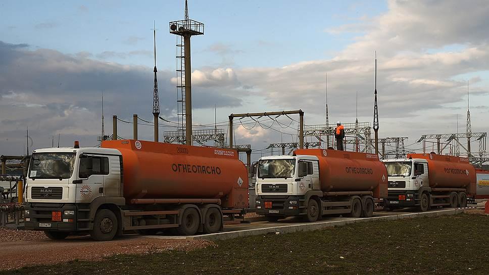 Во сколько «Нафтогаз» оценил потерю Крыма